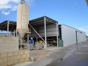 Factory-outside